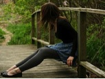 Sitting-alone