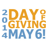 Join in the Movement on May 6 for a National Day of Giving