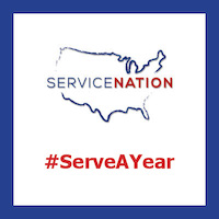 18 of the Nation's Leading Nonprofits Join Forces to Make Service a Part of the American Way of Life. #ServeAYear