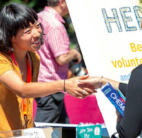 The Secret Behind Recruiting Thousands of Volunteers