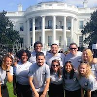 Leading service organizations join Obama and Clinton for AmeriCorps 20th anniversary