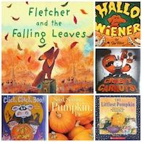 "Autumn ""Boo""ks for Kids"