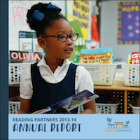 Reading Partners' 2013-14 Year Review