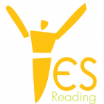 Yes reading logo