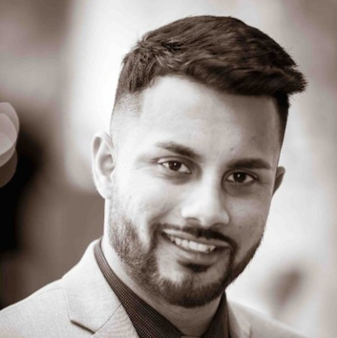Pavan Headshot