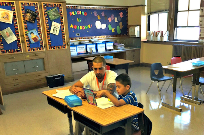 Reading Partners SF Bay Area launched five new reading centers at  elementary schools across the Bay Area at the start of the academic year.