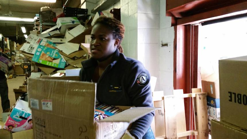 FY15 AmeriCorps Week 1