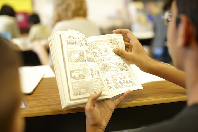 5 common myths about learning to read - Reading Partners