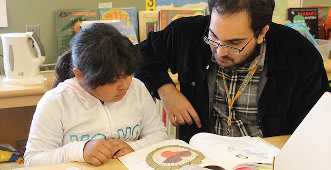 Reading Partners Boosts Literacy Among Poor Kids