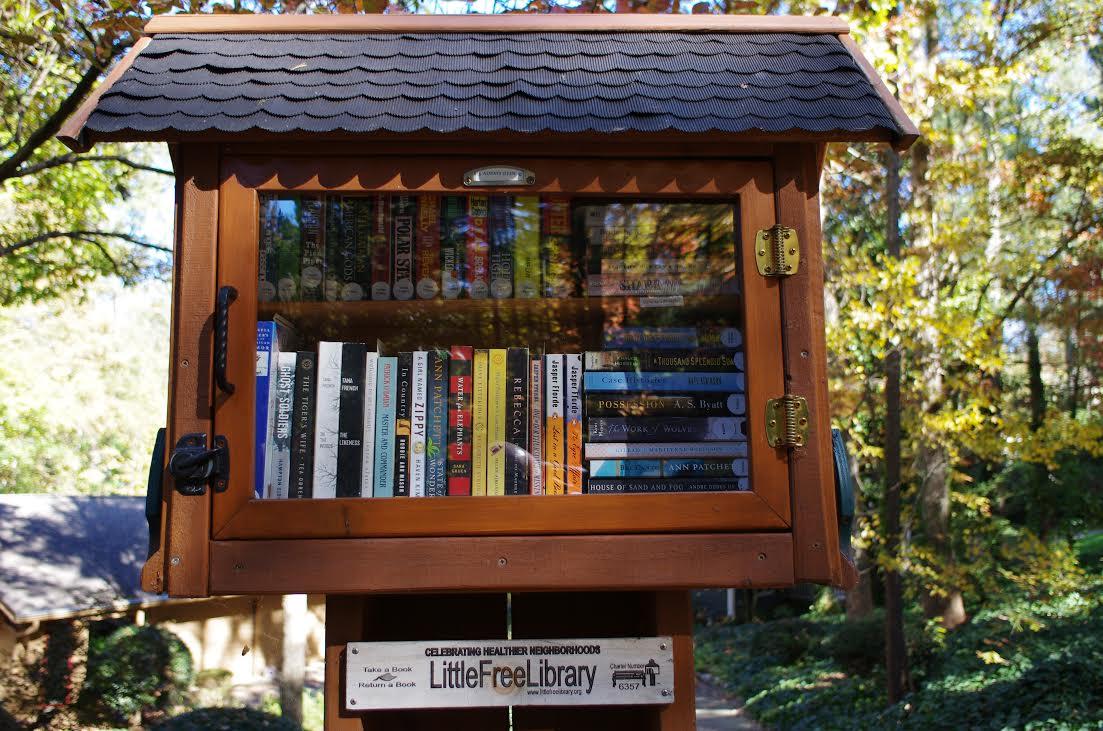 Library #6357, Sandy Springs, Georgia