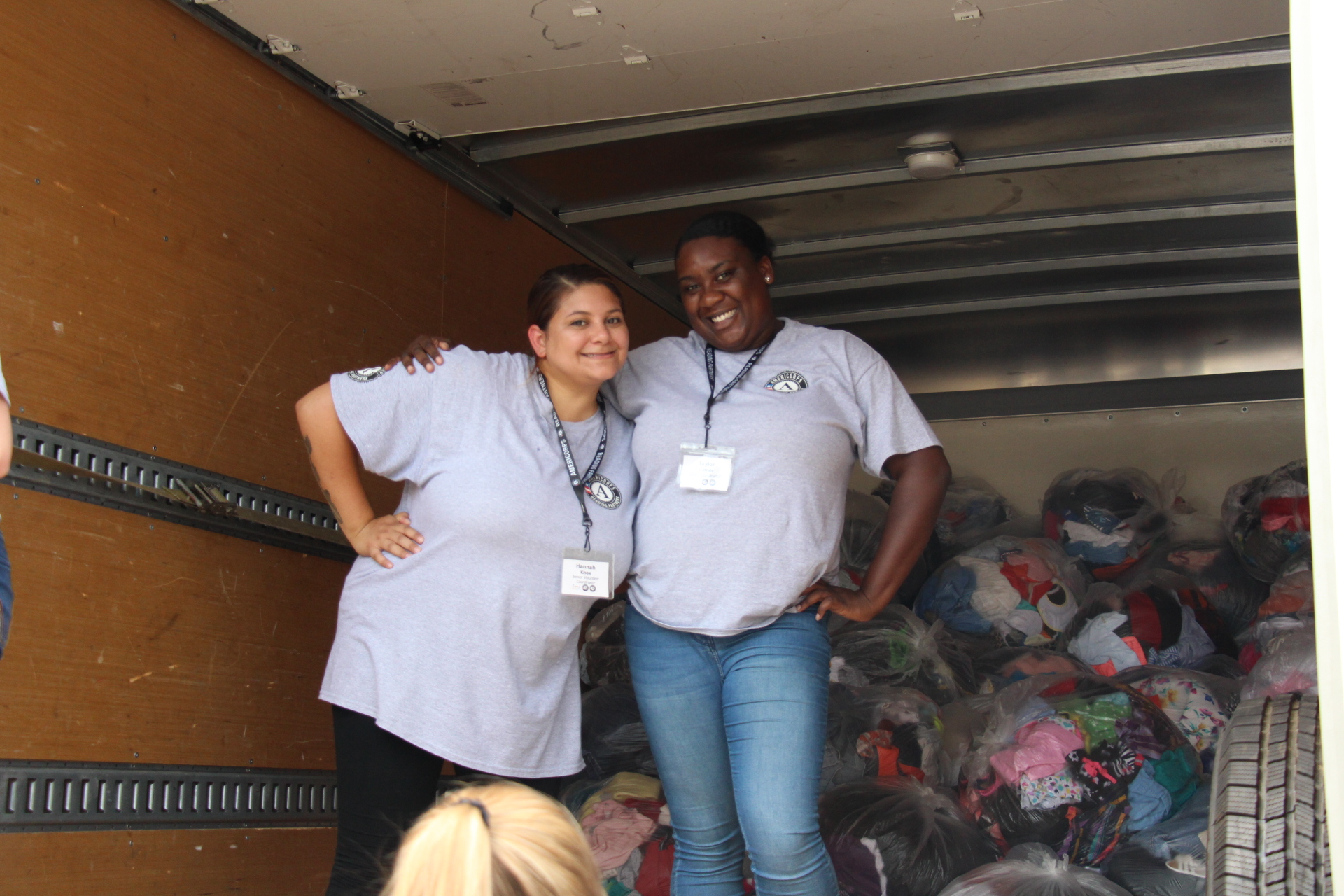 AmeriCorps members proud to serve