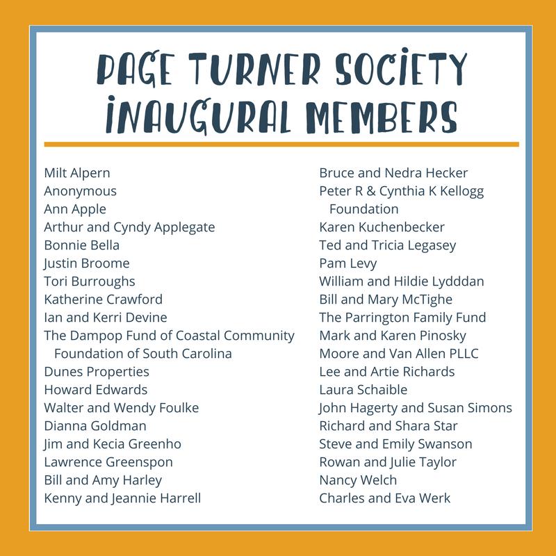 Page Turner Members