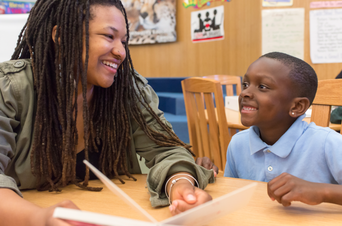 Top 5 Reasons Reading Partners Volunteers Make NYC a Better