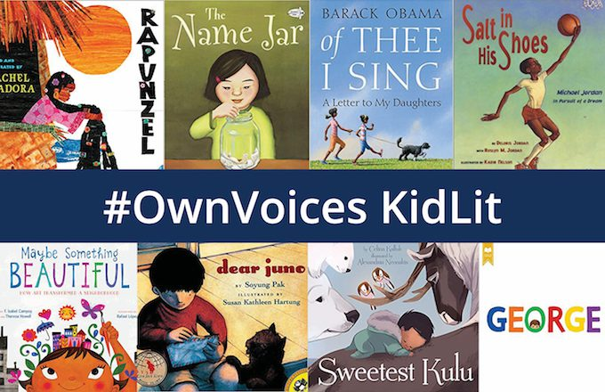 f468b3773694 12 diverse children s books written by  OwnVoices authors