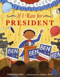 If I Ran for President, democratic books