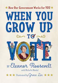 When You Grow Up to Vote, democratic books