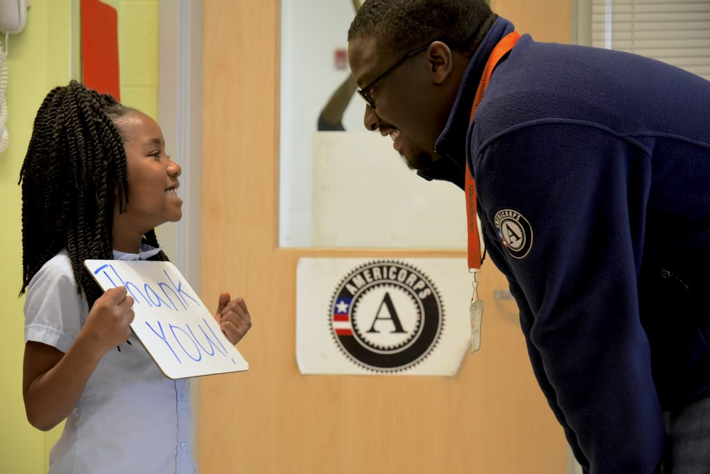 Reading Partners AmeriCorps