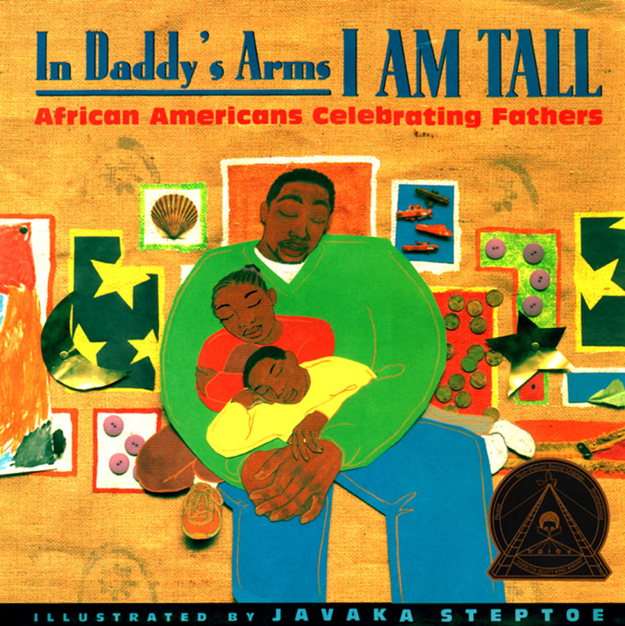 in daddys arms i am tall