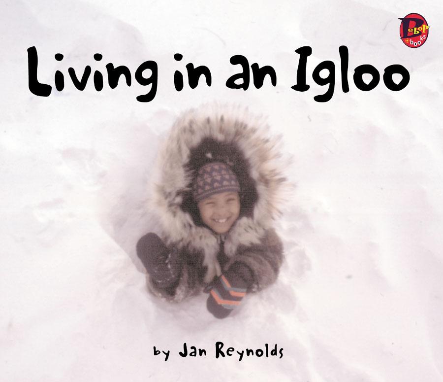 living in an igloo